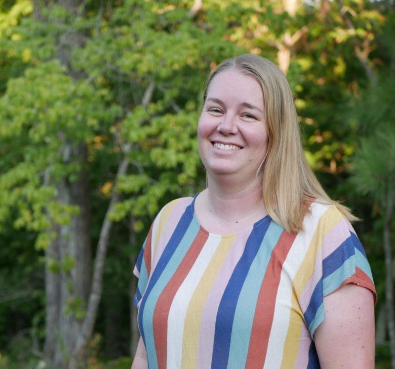 Jen Bacher, Lutherock Program Director